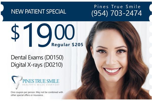 dental offers in pembroke pines